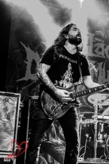 Ryan Knight, ex Black Dahlia Murder, photo by Meg Loyal Photography