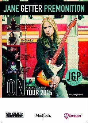 jane getter tour