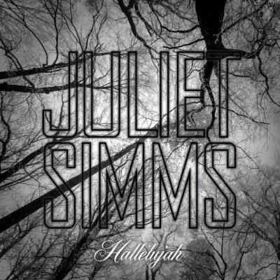 juliet simms Hallelujah_single_artwork