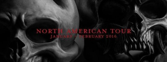 trivium north american tour 2016