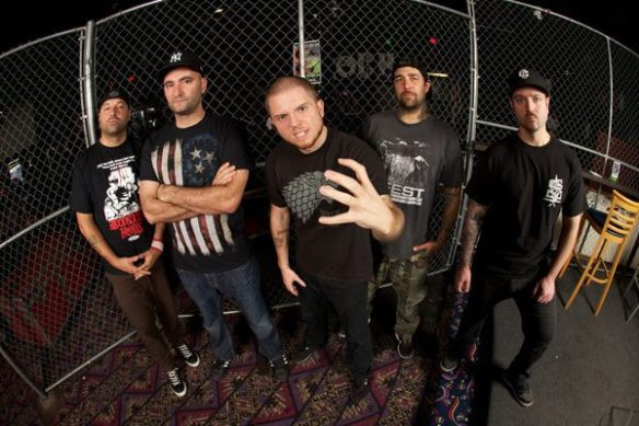 HAtebreed, photo credit Randy Johnson