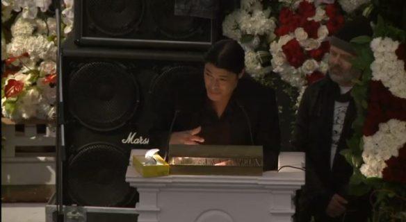 Robert Trujillo Eulogizes Lemmy