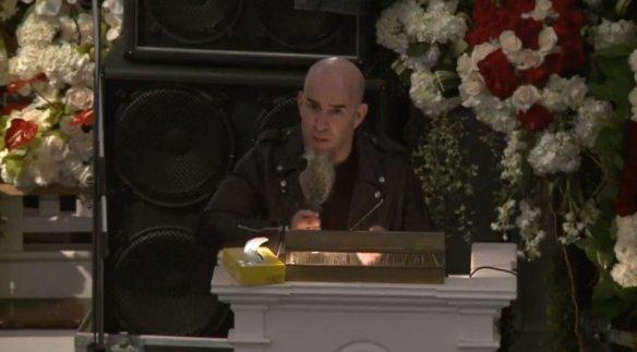 Scott Ian Eulogizes Lemmy