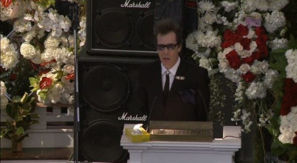 Slim Jim Phantom Eulogizes Lemmy
