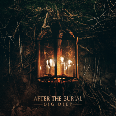 AFTER_THE_BURIAL_-_DIG_DEEP album cover ghostcultmag