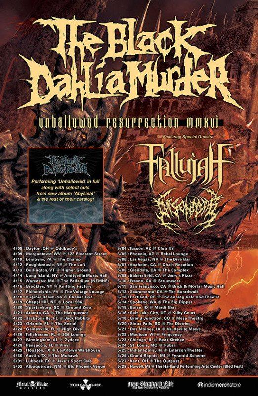 BDM spring tour admat