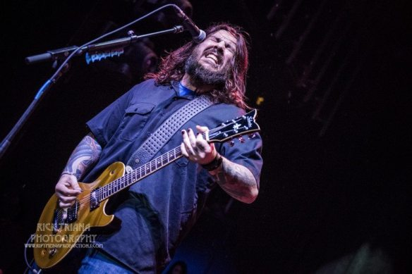 Seether at ShipRocked, by Rick Triana
