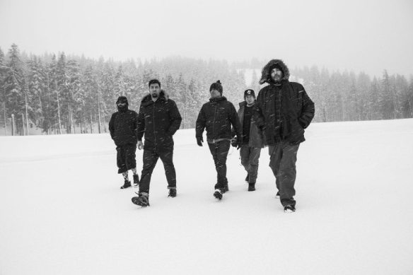 Deftones, photo credit Frank Maddocks
