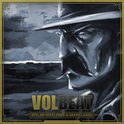 volbeat_ Outlaw Gentlemen & Shady Ladies album cover 2013 ghostcultmag