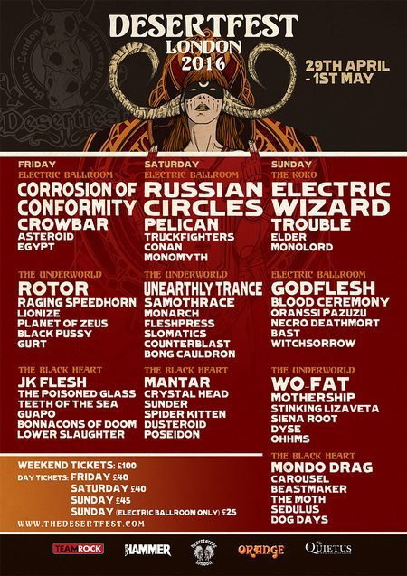 Desert fest london 2016 schedule ghostcultmag
