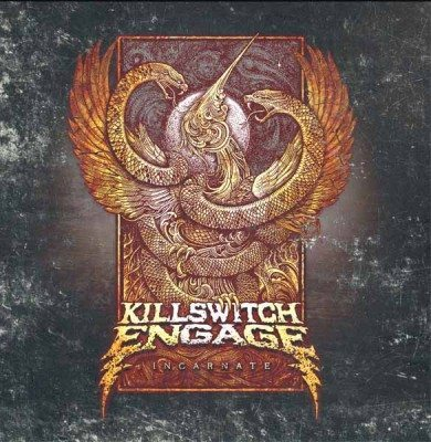 Killswitch Engage Incarnate Album cover ghostcultmag