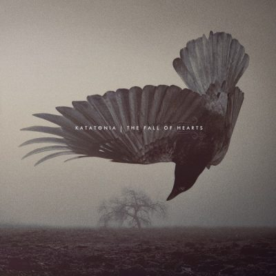 Katatonia – The Fall of Hearts album cover ghostcultmag