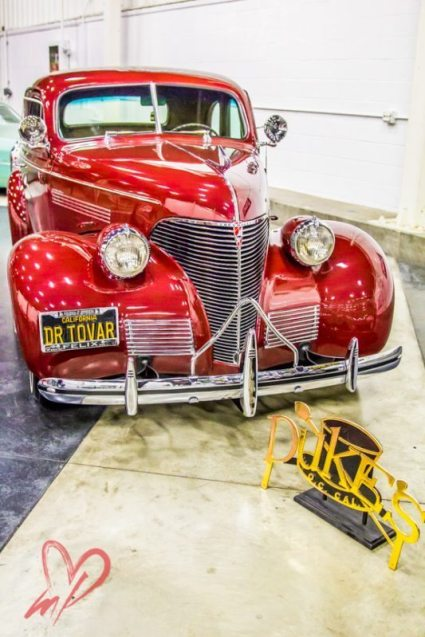 Classic Car show at Musink, by Meg Loyal Photography