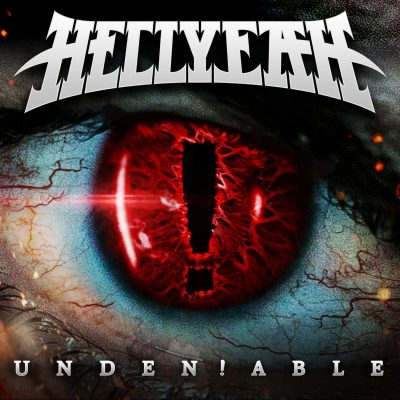 Hellyeah Undeniable album cover ghostcultmag