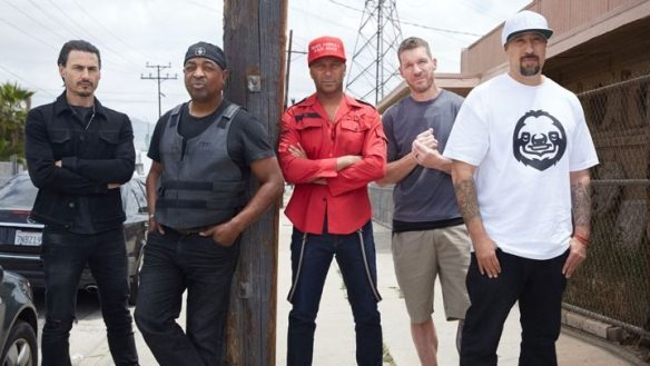 Prophets of Rage band photos 2016 ghostcultmag