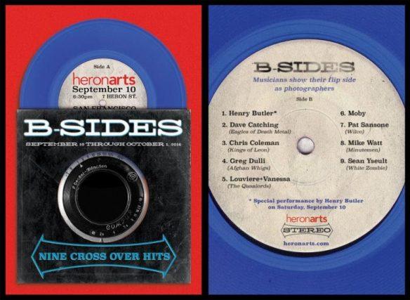 B-Sides Heron Arts Sean Yseault ghostcultmag