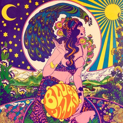 Blues Pills – Lady In Gold album cover ghostcultmag