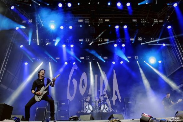 Gojira, by TJ Fowler Photography