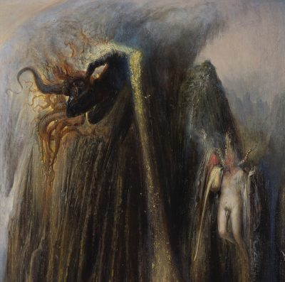 Howls of Ebb - Cursus Impasse The Pendlomic Vows cover ghostcultmag