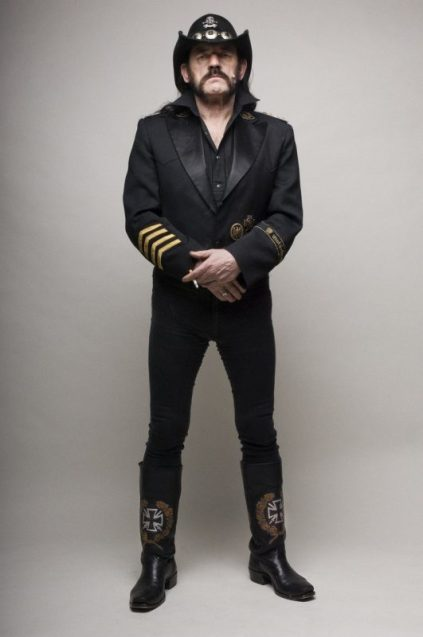 Lemmy, photo credit Robert John
