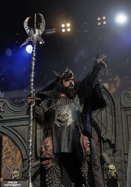 Lordi, by TJ Fowler Photography