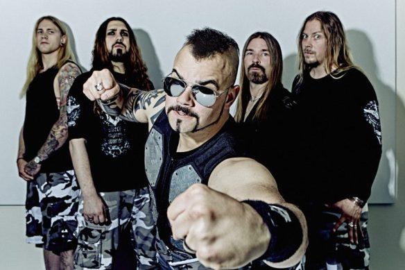 Sabaton. Photo credit- Severin Schweiger