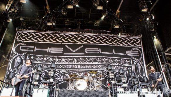 Chevelle, by Meg Loyal Photography