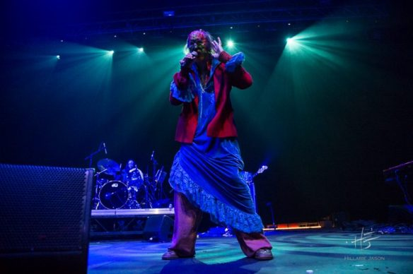 The Crazy World Of Arthur Brown, by Hillarie Jason