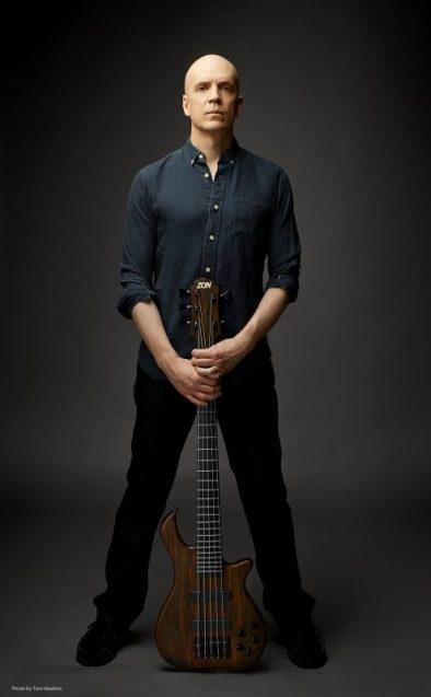 Devin Townsend, photo credit Tom Hawkins