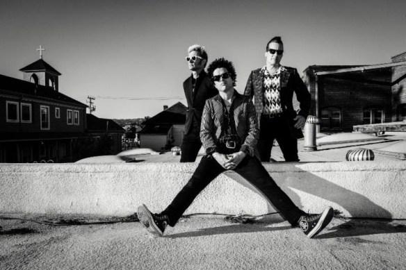 Green Day, photo credit Frank Madoockss