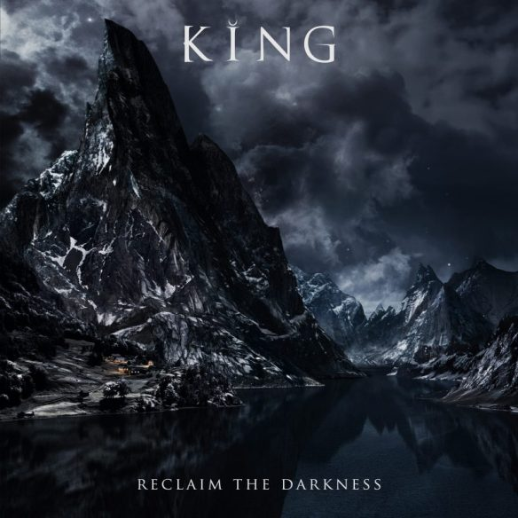 King Reclaim The Darkness cover ghostcultmag