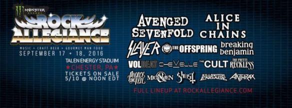 Rock Allegiance 2016 banner ghostcultmag