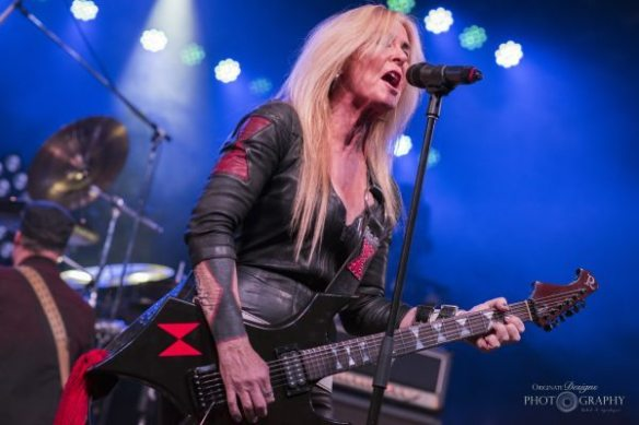 Lita Ford, by Originate Designs Photography