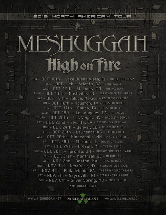 meshuggah_highonfire_2016_tour
