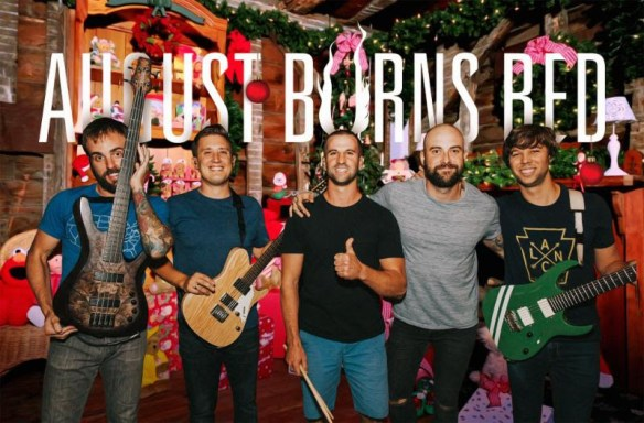 August Burns Red, photo credit Ray Duker