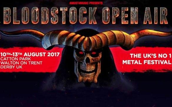 bloodstock-2017-lineup