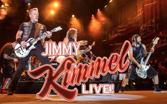 metallica-kimmel-live