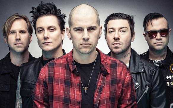 Avenged Sevenfold Tour 2020.Avenged Sevenfold Release Dose Single From Dungeon Hunter