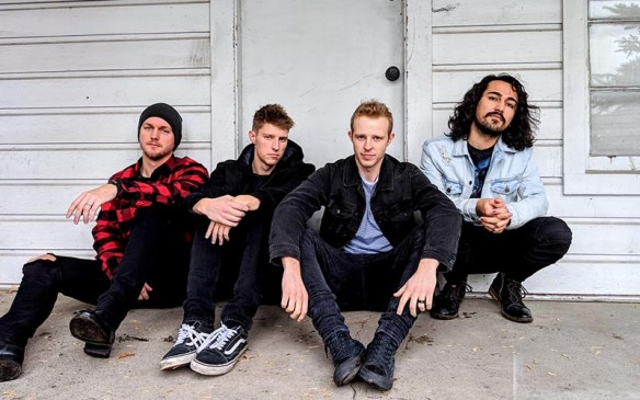 The Band Gooch 2019 - Photo Credit Eric Roberton