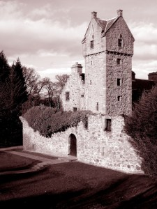 The Haunted Mains Castle