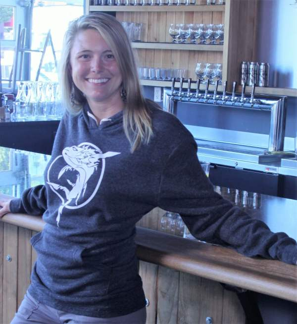 Ghostfish Brewing Charcoal Pullover Hoodie