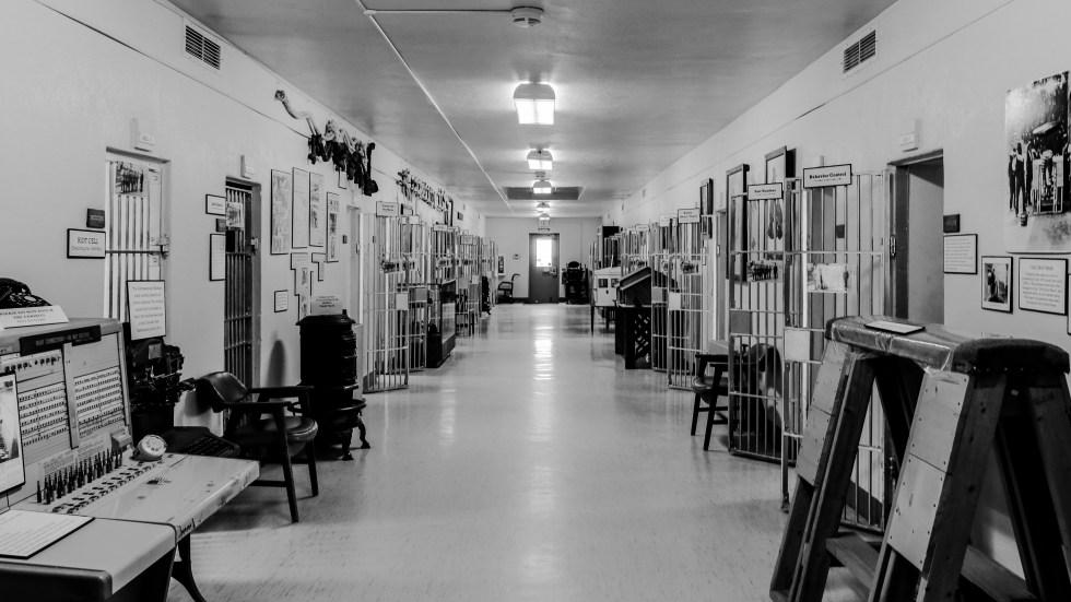 Colorado Prison Museum Cells
