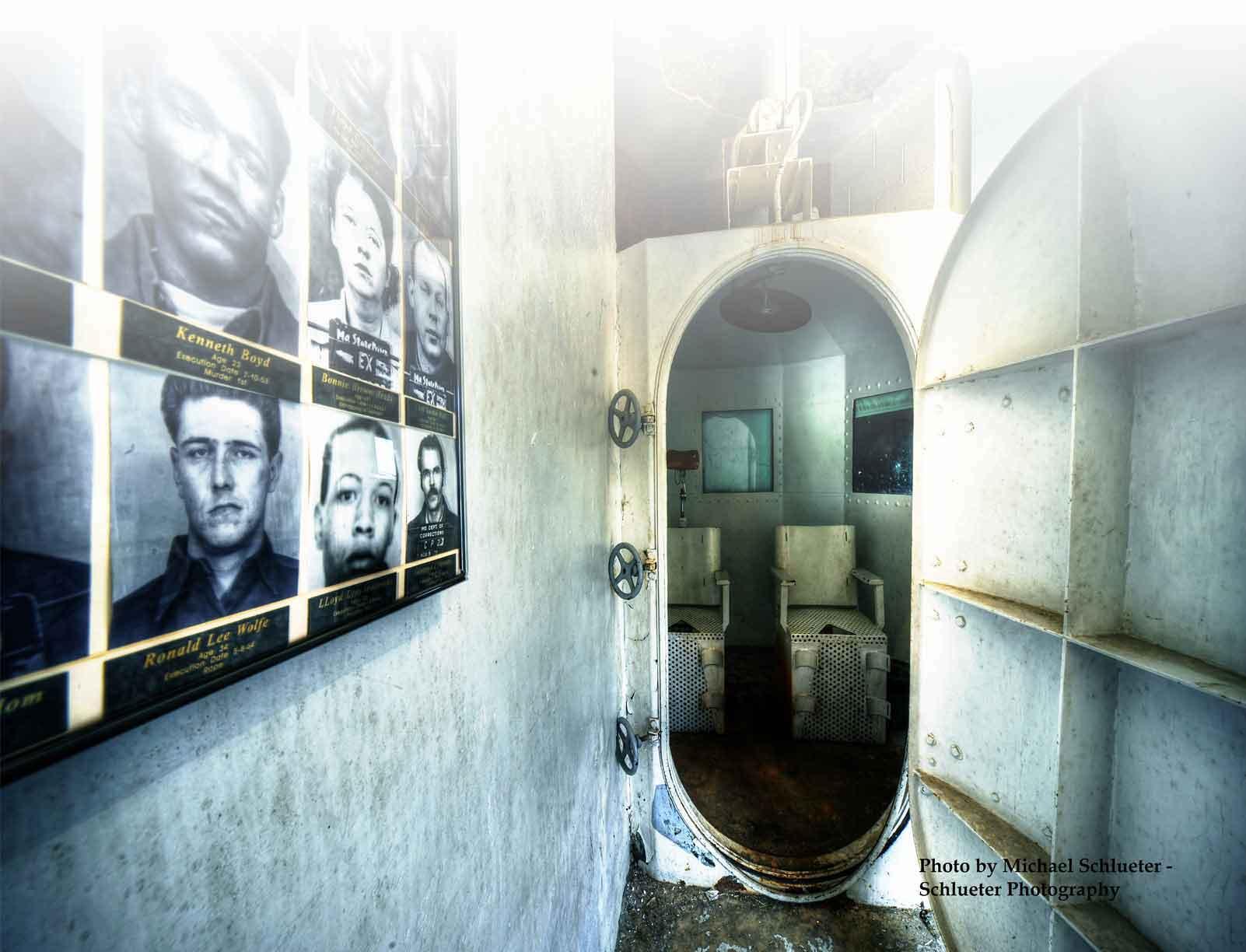 Gas Chamber Missouri State Penitentiary