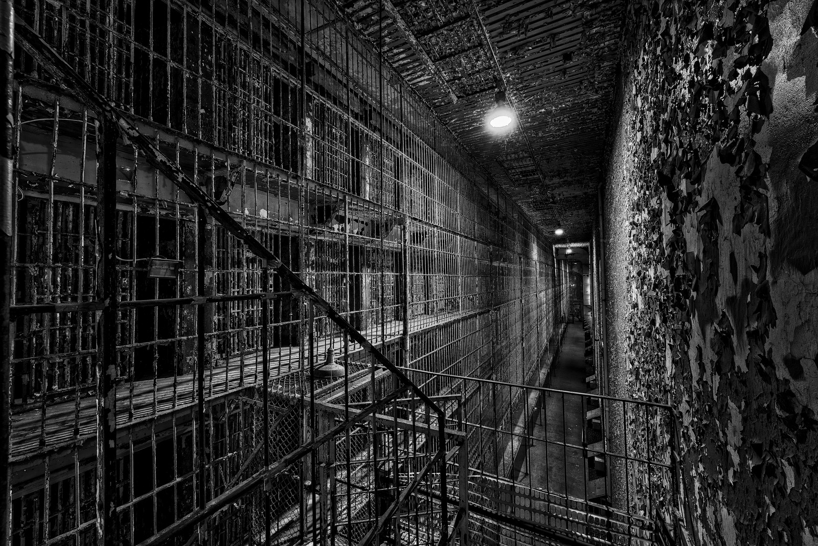 Ohio State Reformatory cells