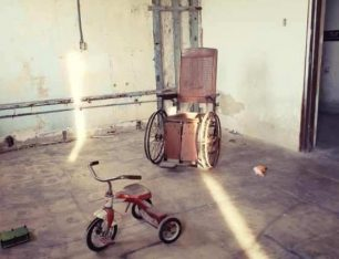 Ashmore Estates Wheelchair