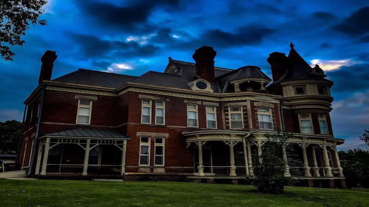 McInteer Villa Ghost Hunt | Atchison, Kansas
