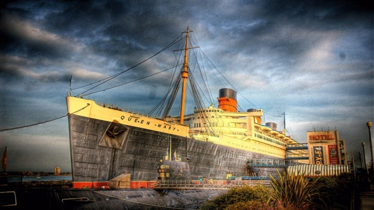 Queen Mary Ghost Hunt | Long Beach, California