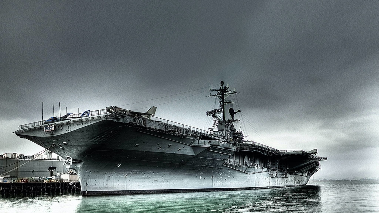 The USS Hornet Ghost Hunt | Alameda, California