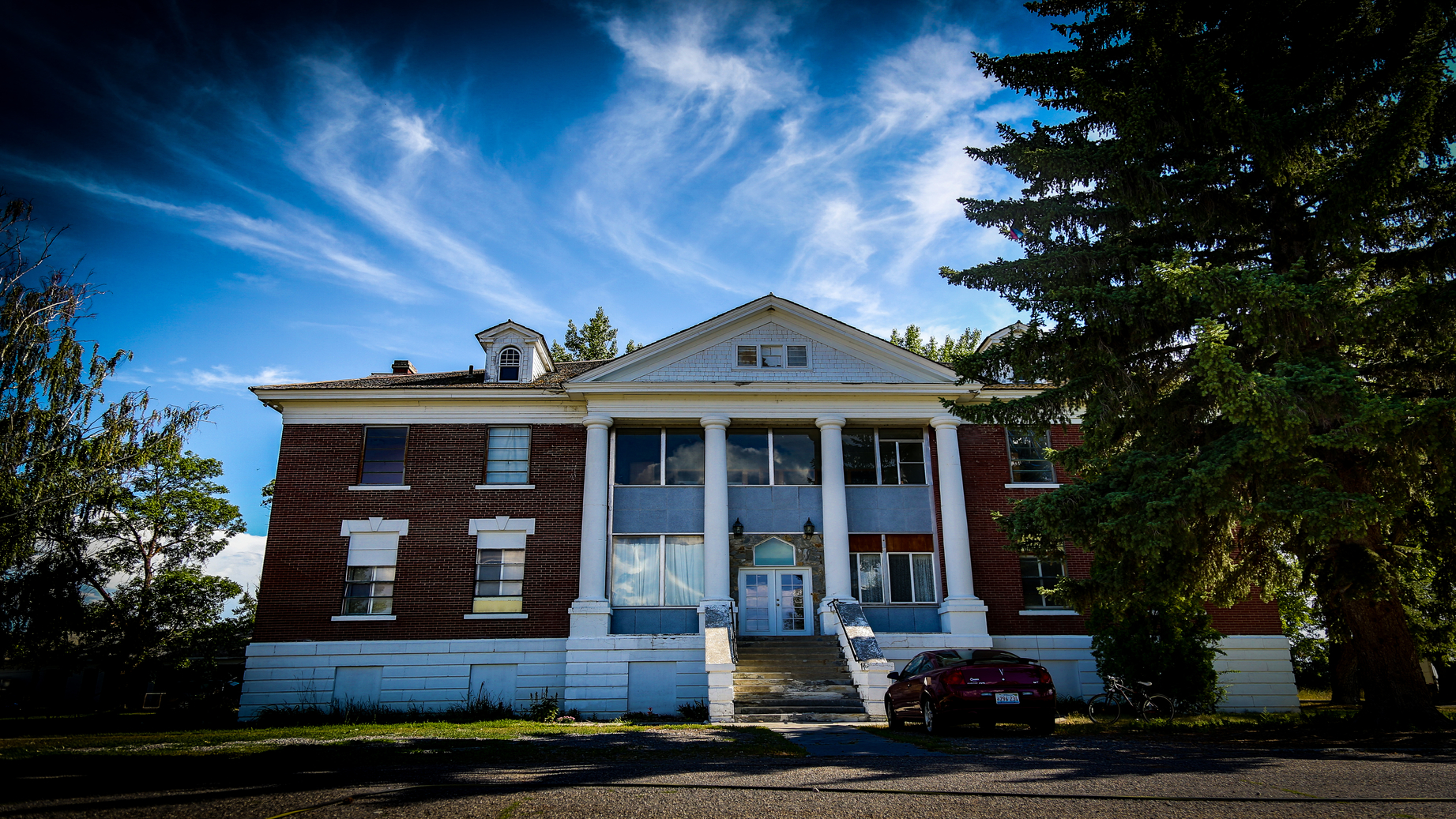 Idaho State Reform School & Infirmary | St Anthony, Idaho