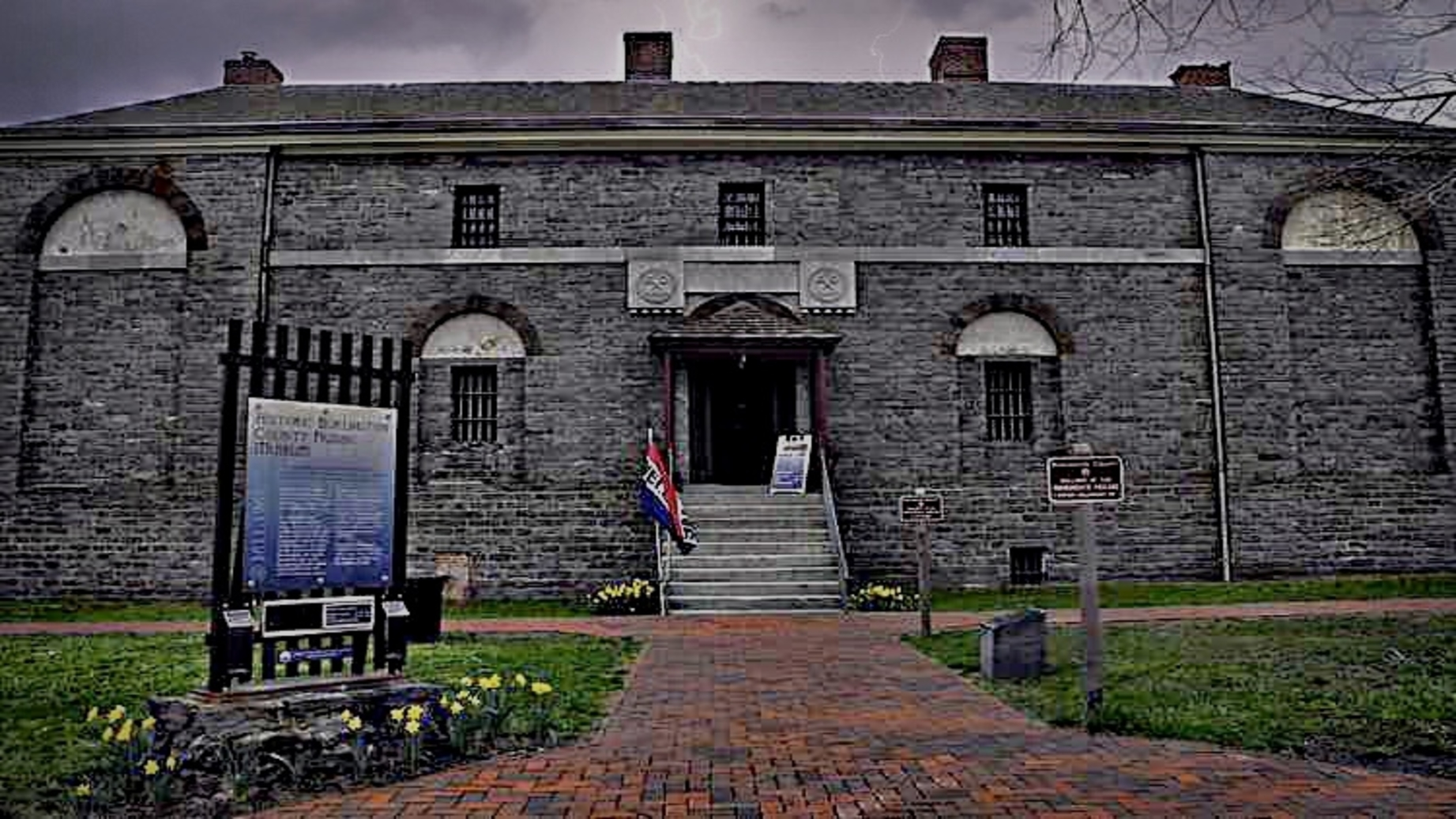 One Of The Most Haunted Jails In New Jersey